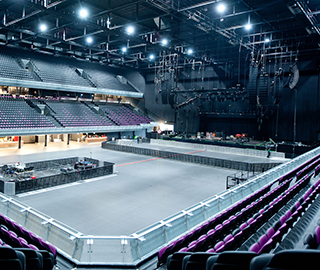 large hall ziggo