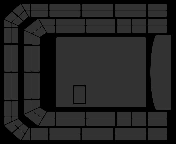 Seating Plan Mark Knopfler