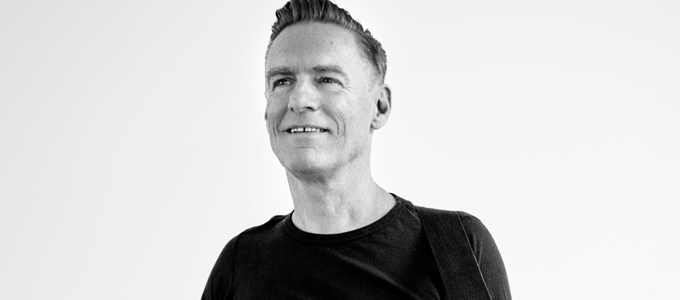 Bryan Adams op 24 mei in de Ziggo Dome