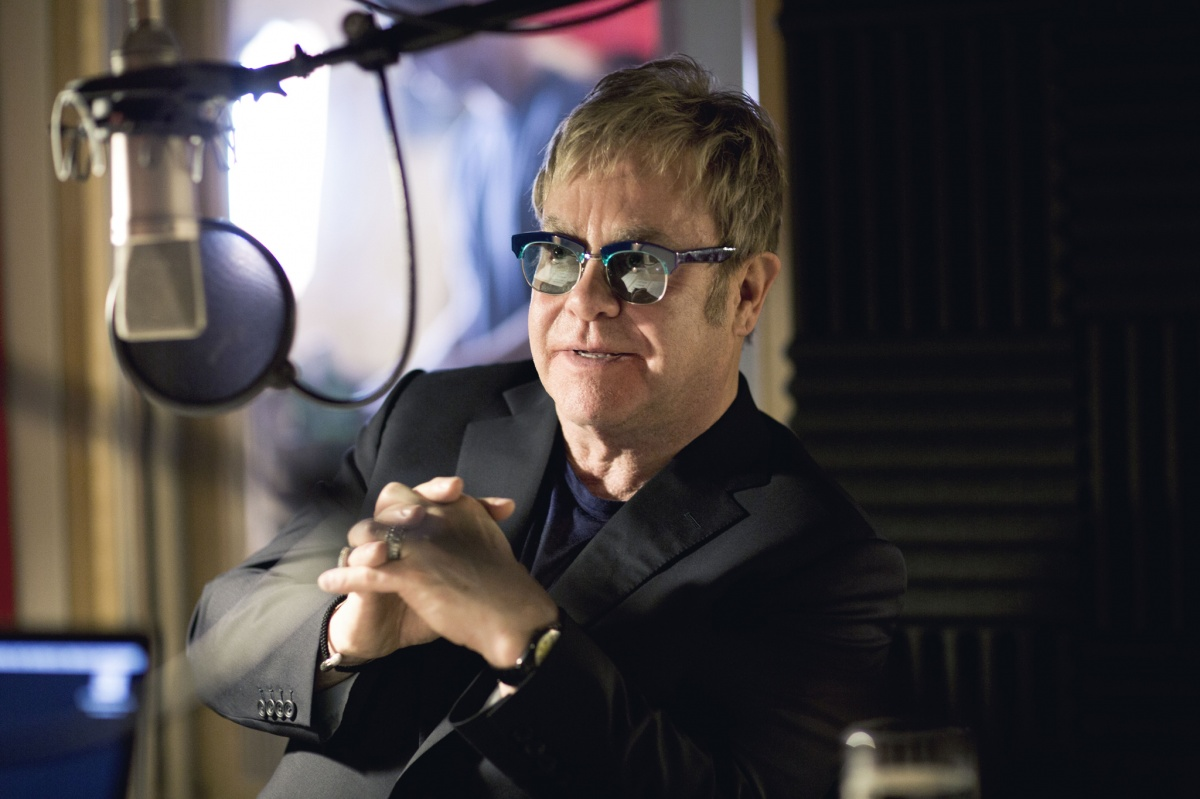 Elton John op 22 november in de Ziggo Dome