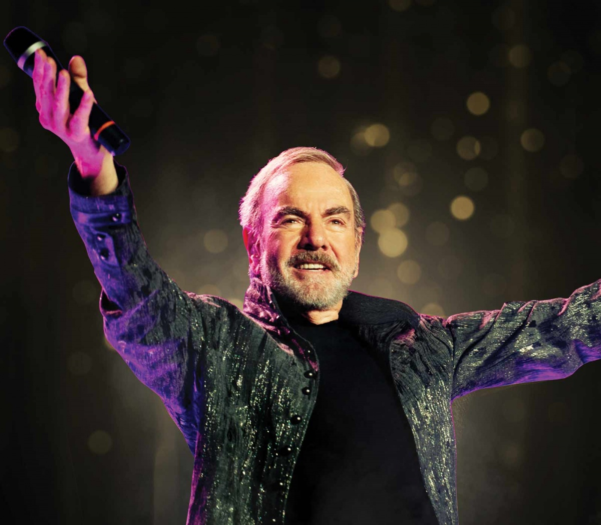 Ziggo Dome Neil Diamond