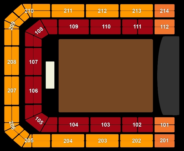 Seating Plan Anouk