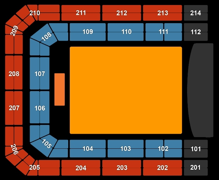 Seating Plan Hessel en Tess