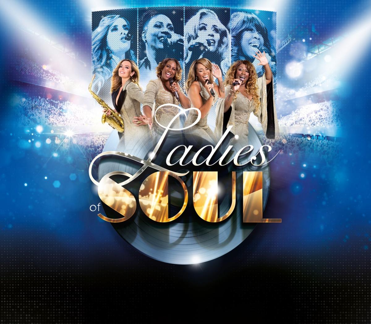 Ziggo Dome - Ladies of Soul