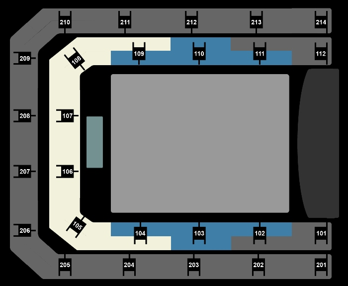 Seating Plan KISS