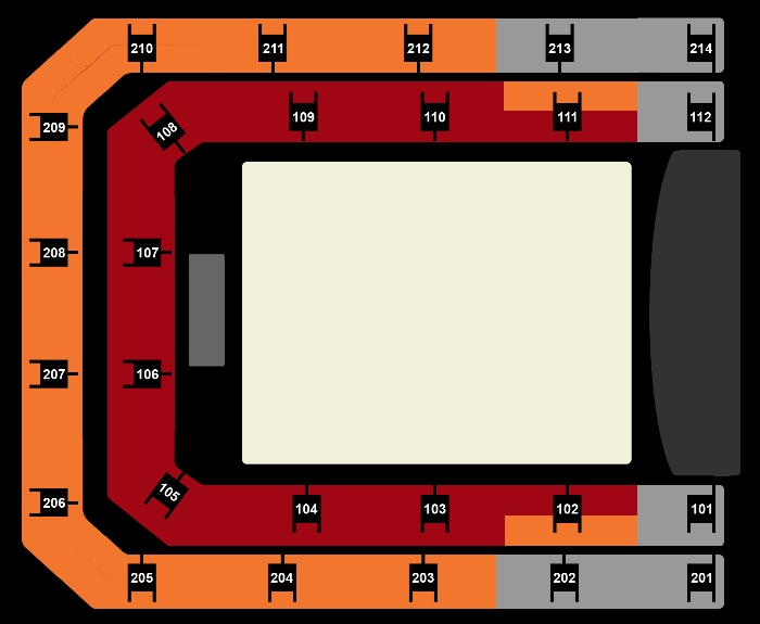 seating Plan The Prodigy