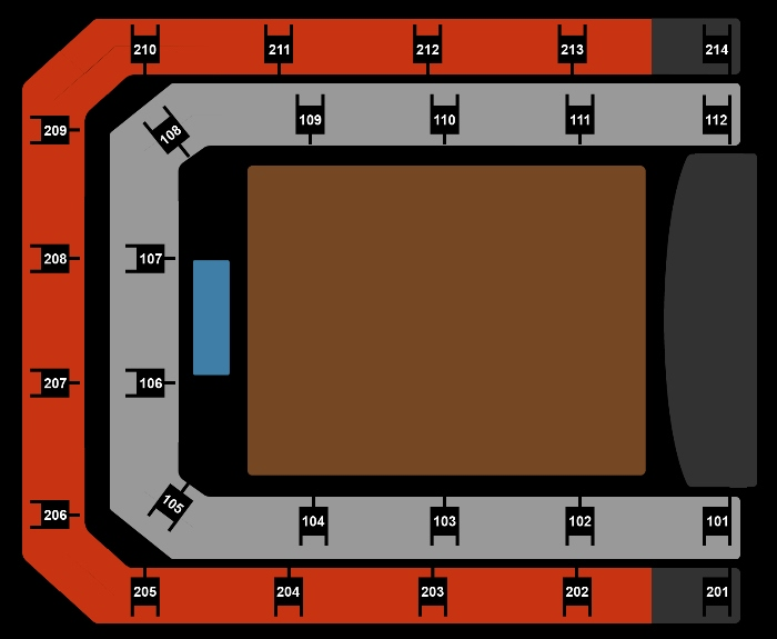Seating Plan Ilse DeLange