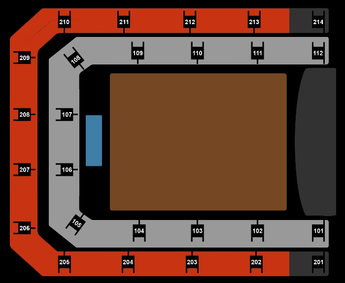 Seating Plan Ilse DeLange
