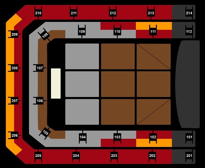 Seating Plan Trijntje Oosterhuis